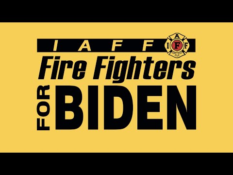 IAFF Endorses Joe Biden for President