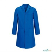 Cobalt Blue Coat for Doctors