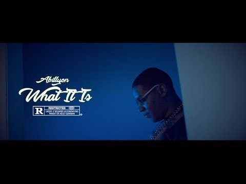 "Abillyon - What It Is (Official Video )"" Dir By @OfficialBradpiff"""