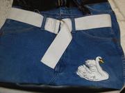 Jeans Purses. 5/09