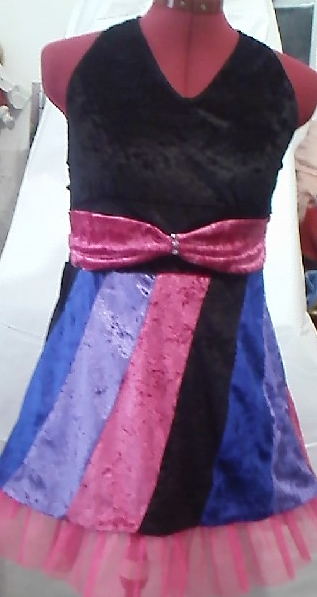 Grand-daughters party dress