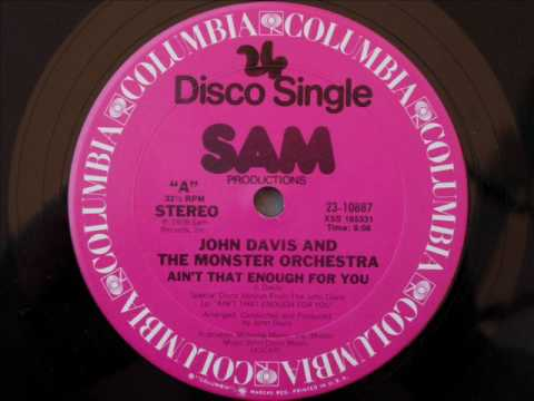 John Davis and the Monster Ochestra Band-Ain't that enough.