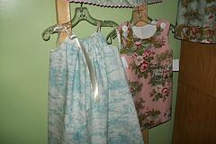 Pillowcase Dress and A-Line Dress