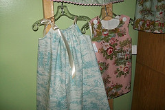 Pillowcase Dress and A-Line Dress