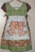 4t apron dress