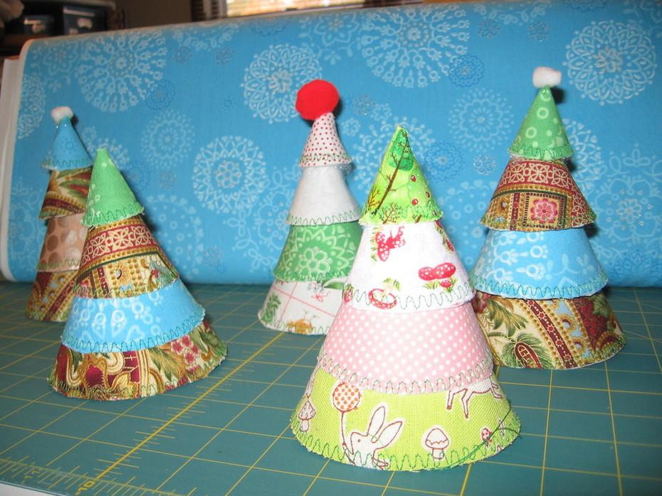 Funky Christmas Trees