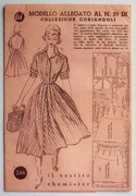 1950S SEWING PATTERN