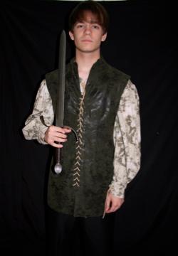 Teen Boy Renaissance Costume