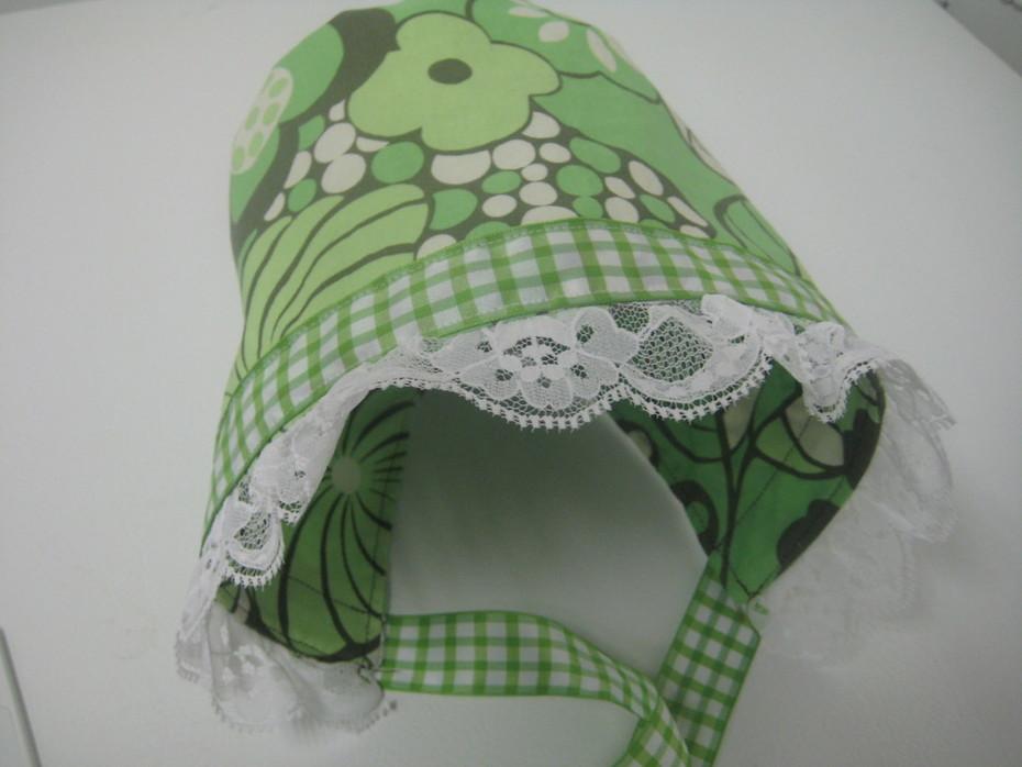 Laney's Emergency Hat - Green Garden