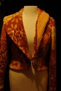 Fashionable Fleeced Jacket 005