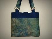 Jungle BlueGreen Bag 1