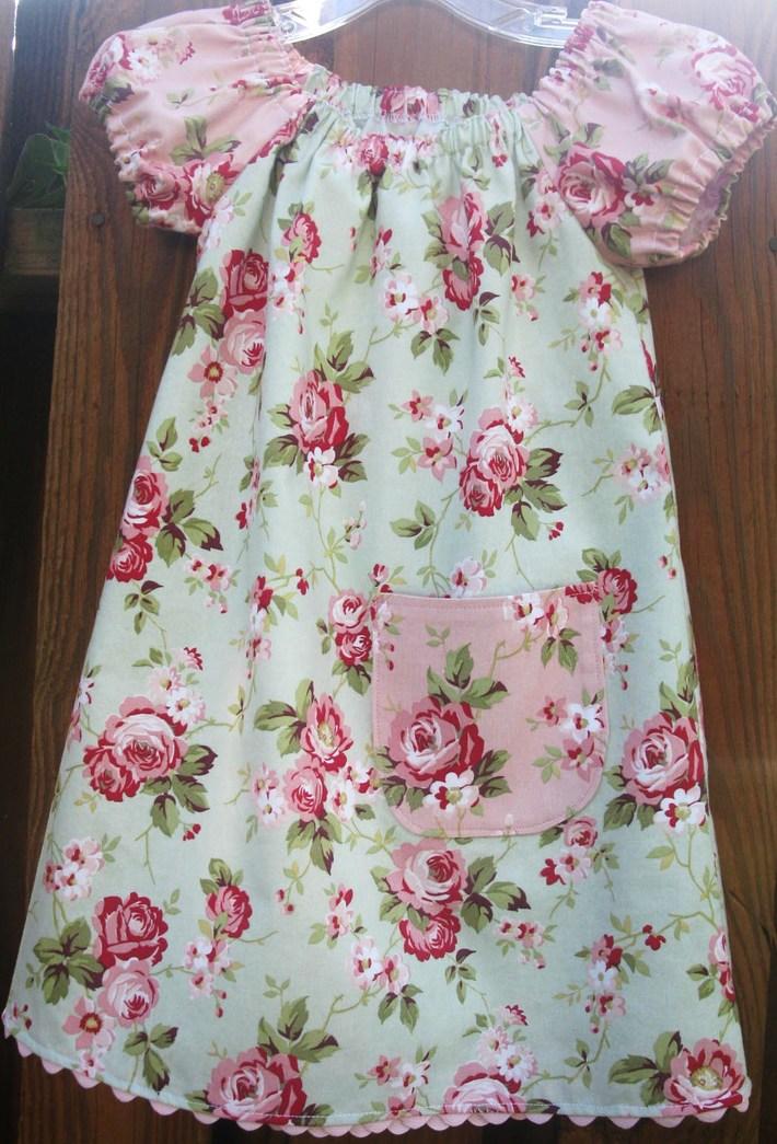 Newest peasant dress