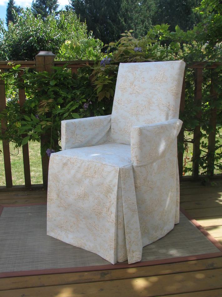 Slipcover for diningchair