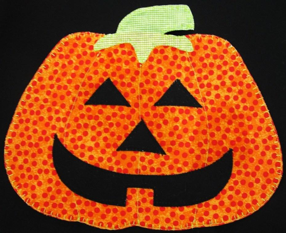 Halloween Appliques