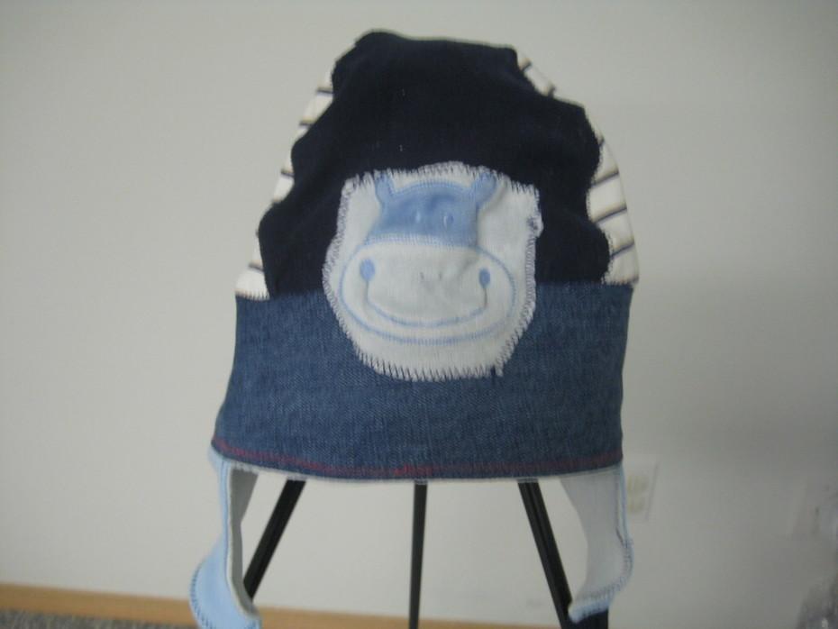 Hippo Winter Hat