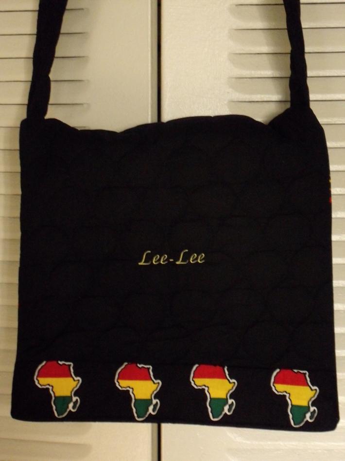 Messenger Bag Front