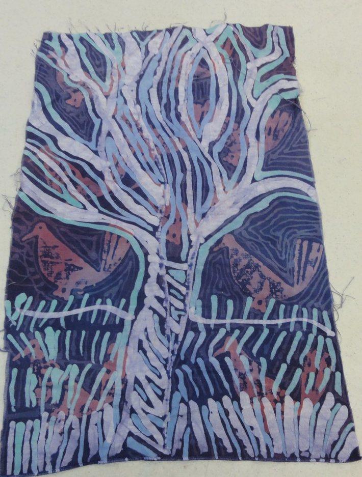 Tree Batik