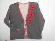 Janie's sweatshirt