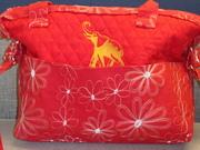 Delta Sigma ThetaHandbag  (Back)