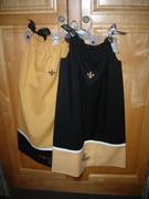 Saints Pillowcase dresses
