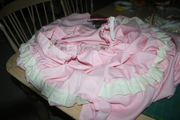 Princess bed tent