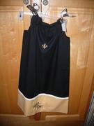 Saints pillowcase dress