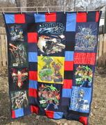 Star Wars T-shirt Quilt