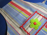 Sew a crafty kids' apron