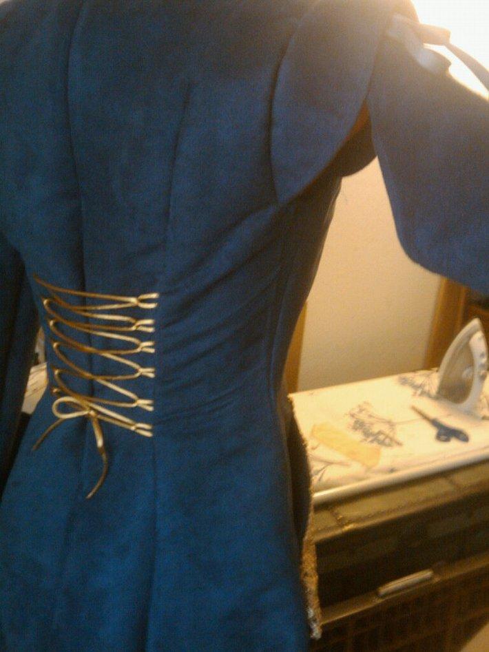 Bridesmaid Pirate Coat Need help deciding