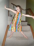 DD's summer jumper dress