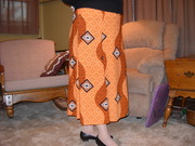 A recent skirt.