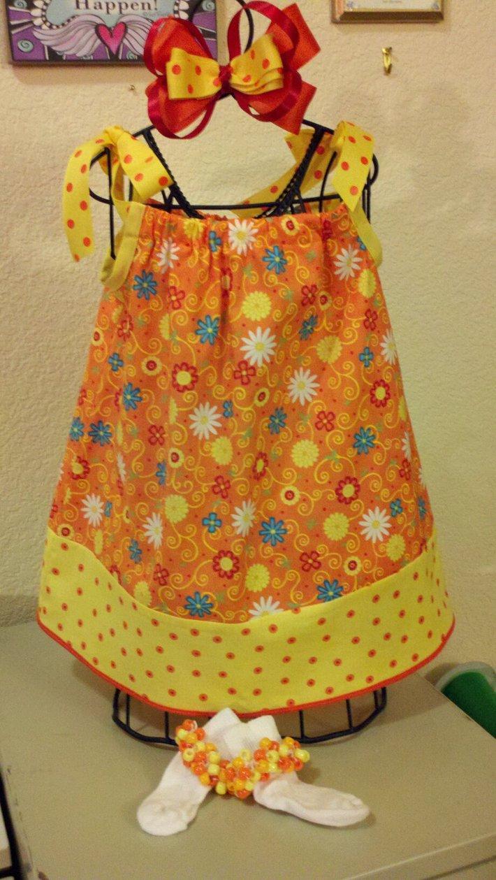 Yellow and Orange Ensemble