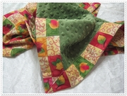 Minky Sewing Projects