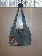 Nikita's skirt bag