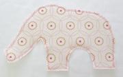 Iron On Appliqued Elephant