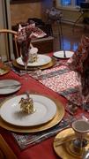 New Christmas table linens