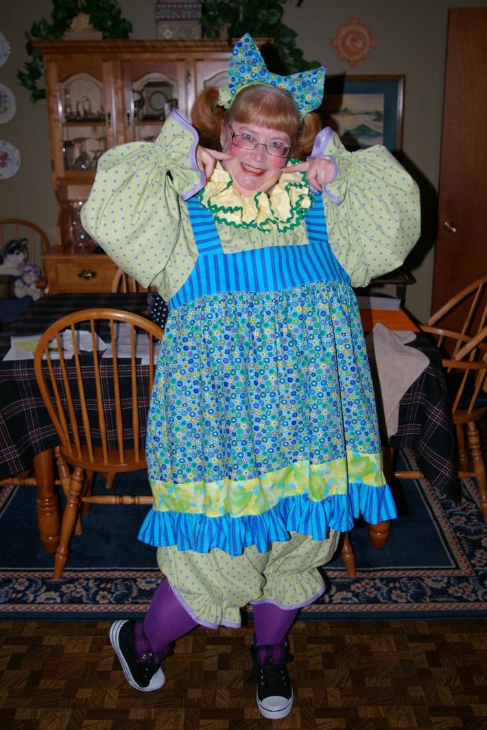 Halloween Costume - Year 3