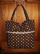 Extend-A-Handbag medium size