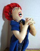 Handmade Doll Gallery
