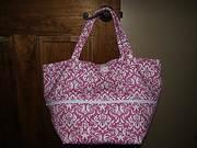 Extend-A-Handbag pink