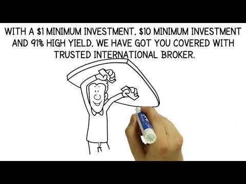 Trusted International Broker – IQ Option