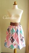 Pretty Patchwork Skirt