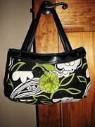 Purse Skirt  - Country Green