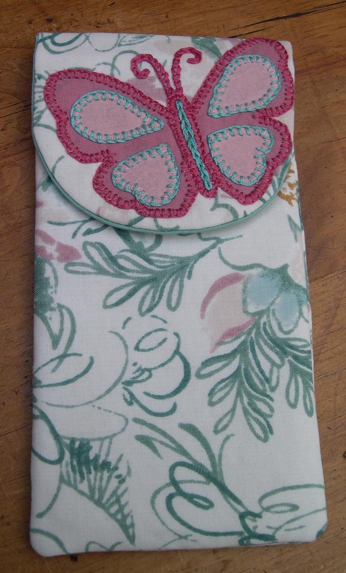 Butterfly spex case