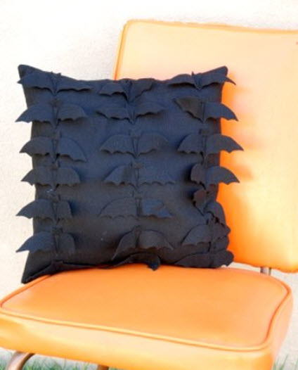 Multi-Dimensional Batty Pillow Tutorial