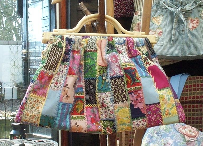 Mummy's patchwork