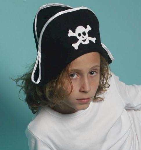 Pirate Hat ePattern - by Laleebu Toys