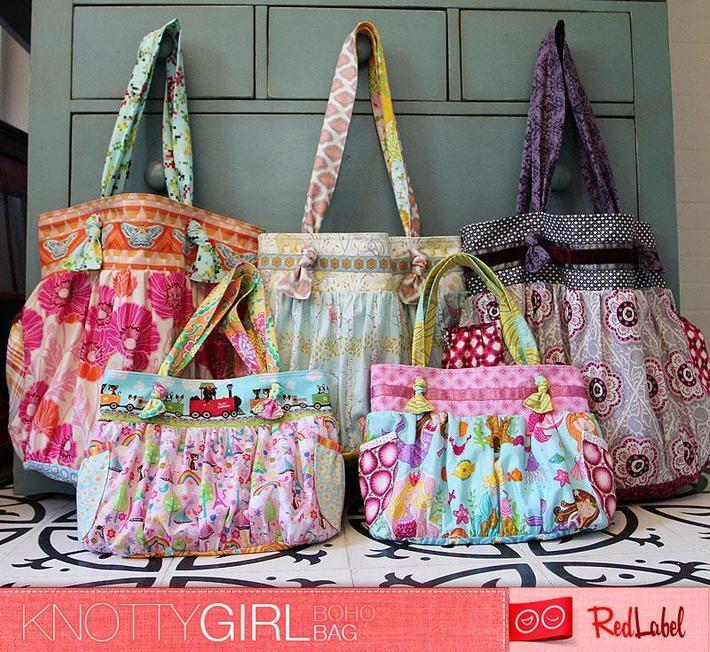 The Knotty Girl Boho Bag
