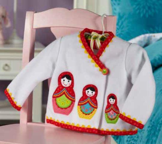 Dolls in a Row Jacket