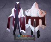 Assassins Cloak Display